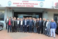 KÜÇÜK ESNAF - Karayolu Taşıma Yönetmeliği Taslağı Aydın'da Masaya Yatırıldı