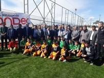 MEHMET YıLDıRıM - Kaymakam Ömer Çimşit, Futbol Turnuvasına Start Verdi
