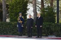 AZERBAYCAN CUMHURBAŞKANI - Kazakistan Cumhurbaşkanı Azerbaycan'da