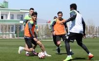 KAYACıK - Konyaspor'da Kupa Mesaisi Başladı