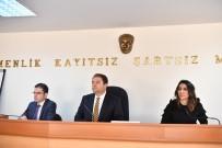 BÜTÇE KOMİSYONU - Maltepe Belediye Meclisi'nde Seçim Heyecanı