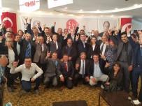 MEVLÜT KARAKAYA - Marmaris MHP'de Kalemci Güven Tazeledi