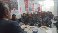 MIMARSINAN - MHP Melikgazi İlçe Başkanı Yücebaş, 'Milletimiz En Doğru Kararı Verecektir'