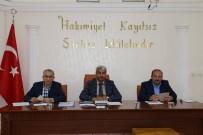 Nisan Ayı Olağan Meclis Toplantısı Yapıldı
