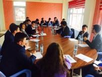 MECLİS BAŞKANLARI - Öğrenci Meclisi Temsilcikleri Ahi Diyarında Buluştu
