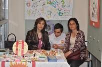 OSMANGAZİ ÜNİVERSİTESİ - Otizmli Çocuklardan Resim Sergisi