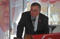 ABDULLAH YıLMAZ - Pazarlar MHP'de Osman Ünal Güven Tazeledi