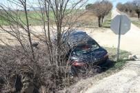 Pınarbaşı Belediye Başkanı Trafik Kazası Geçirdi