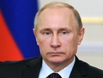 VLADIMIR PUTIN - Putin'den saldırı sonrası ilk açıklama