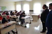 BOLAT - Sağlık Personeli Hac Sınavı Nevşehir'de Yapıldı