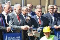 İSMAIL ERDEM - Sancaktepe'de Yeni Muhtarlık Ve Sağlık Ocağının Temeli Atıldı