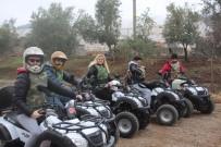 SAKARYA NEHRI - Sarıcakaya'dan Turizm Atağı