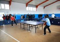 MİLLİ SPORCULAR - SASKİ'de Masa Tenisi Turnuvası