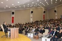İNGILIZLER - Seydişehir'de Bilgilendirme Konferansı