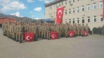 Siirt'te 234 Güvenlik Korucusu Göreve Başladı