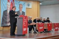 BAYRAM YıLMAZ - Simav MHP'de Başkan Zekeriya Sabancı