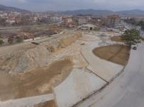 ŞELALE - Terme Şelale Park Projesi Çalışmaları