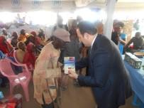 AFRİKALI - TİKA'dan Kamerun'da Bulunan Nijeryalı Mültecilere Ekipman Desteği