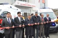 TUNCELİ VALİSİ - Tunceli'ye 3 Yeni Ambulans