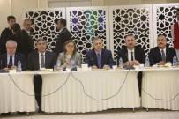 CANAN CANDEMİR ÇELİK - Türkiye'den İki Kat, Avrupa'dan 30 Kat Hızlı Büyüyen Gaziantep'e Enerji Yatırımı Yetmiyor
