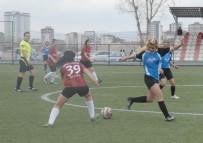 MUSTAFA TURAN - Türkiye Kadınlar 3. Futbol  Ligi 6. Grup