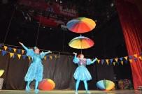 ÇOCUK PARKI - Uluslararası Rus Çocuk Gösterisi ''Sevimli Patiler'' Bilecik'te Çocukları Coşturdu