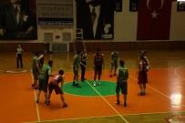 MUSTAFA KEMAL ÜNIVERSITESI - Üniversitelerarası Basketbol 1. Lig Karşılaşmaları Kuşadası'nda Başladı
