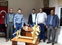 MUSTAFA YıLDıRıM - Yenipazar Karaçakal Yörüklerinde Bayrak Değişimi