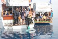 KEMER BELEDİYESİ - 11. Uluslararası Kemer Paris 2 Batığı Dalış Etkinliği