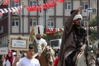 TUR YıLDıZ BIÇER - 477. Mesir Macunu Festivali Kortej Yürüyüşüyle Başladı