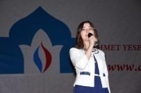 MUSTAFA EREN - Ahmet Yesevi Üniversitesinden 'Sesim, Dilim, Bilgim' Türkçe Yarışması