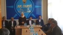 REFERANDUM - AK Partili Milletvekillerden İlçelere Teşekkür Ziyaretleri