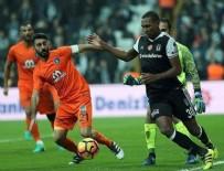 İSTANBUL BAŞAKŞEHİRSPOR - Başakşehir-Beşiktaş maçı muhtemel 11'leri