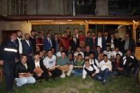 CAMİ İMAMI - Başkan Tutal, Asker Adaylarıyla Bir Araya Geldi