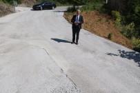 KARAYOLLARI - Başkan Yılmaz, 'Kozlu'nun Yükselişi Sürüyor'