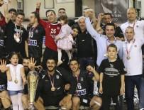 CANDAŞ TOLGA IŞIK - Beşiktaş'ta şampiyonluğu kutladı