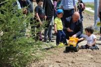 OSMAN USLU - Çolakbayrakdar, '100 Bin Ağacı Toprakla Buluşturmayı Hedefliyoruz'