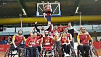 TOULOUSE - Engelsiz Aslanlar, Andre Vergauwen Cup Şampiyonu