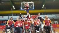 TOULOUSE - Engelsiz Aslanlar Avrupa Şampiyonu Oldu
