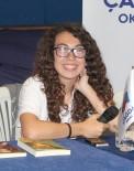 İLHAM - Eskişehirli Genç Yazar İstanbul'da Kitaplarını İmzaladı