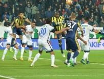 SÜLEYMAN KOÇ - Fenerbahçe: 2 - Çaykur Rizespor: 1