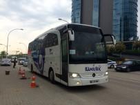 SABRİ SARIOĞLU - Galatasaray Kafilesi Bursa'ya Geldi