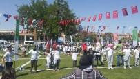 ULUSLARARASI OLİMPİYAT KOMİTESİ - Gaziantep'te Olimpik Gün Şenliği Başladı