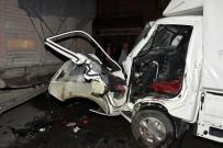 Gümüşhane'de Feci Kaza Açıklaması 1 Yaralı
