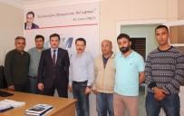AHMET ORHAN - İHA Gaziantep Bölge Müdürlüğü Toplantısı Adıyaman'da Yapıldı