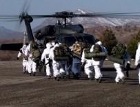Kato Dağı'nda büyük operasyon! PKK'lı teröristler kıstırıldı