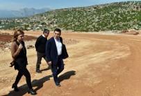 HASTANE - Kepez Belediyesi'nden 25 Metrelik Yol