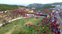 GARNIZON KOMUTANLıĞı - Kireçtepe Jandarma Şehitliğinde Kahraman Ecdada Vefa