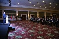 ENERJI BAKANı - KKTC'de 'Dünyada, Türkiye'de Ve KKTC'de Ekonomik Gelişmeler Ve Beklentiler Konferansı'