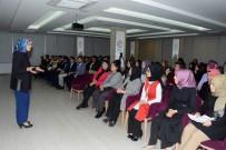 SALUR - Meram Gençlik Meclisi'nden 'Ahlak' Konferansı